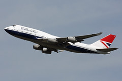 British Airways B747-400 (Wiggy66) Tags: heathrow lhr gcivb britishairways b747 negusretro