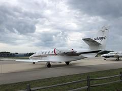 N559VP Cessna Citation Excel 560-5590 KMGN (CanAmJetz) Tags: airplane bizjet aircraft mi michigan harborsprings mgn kmgn excel citation cessna n559vp