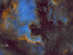 NGC 7000 (Antoine Grelin) Tags: astrophotography ngc7000 asi1600 narrowband nebula