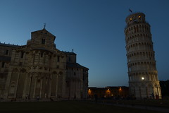 BG4A1532 Pisa By Night (dwarren16011) Tags: pisa tower leaning tuscany italy canon