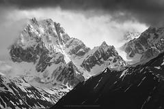 Curiosity (Bob Bowman Photography) Tags: landscape mountains ice snow light clouds alaska alaskarange drama majestic denali nikon