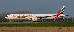 Emirates Airlines Boeing 777-300 ER (Ratters1968: Thanks for the Views and Favs:)) Tags: flight flying fleugzeug aeroplane plane aeronautics aircraft avions aviation avioes aeronef transport airplane air jet canon7dmk2 martynwraight ratters1968 canon dslr photography digital eos schiphol amsterdam netherlands polderbaarn airport international civilaviation passengerairliner holland airliner pax passenger dutch 777 boeing777300 777300er emirates unitedarabemirates uae emiratesairlines dubai boeing seattle washington theboeingcompany boeingfields painefield everett williamboeing boeingdefencespaceandsecurity