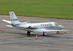 CitationEncore_Private_D-CAUW (Ragnarok31) Tags: cessna citation encore private dcauw