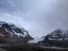 Columbia Icefield, Jasper National Park, Alberta, Canada (ulalume) Tags: northernplainsroadtripakathebrewerytrip ab canada columbiaicefield