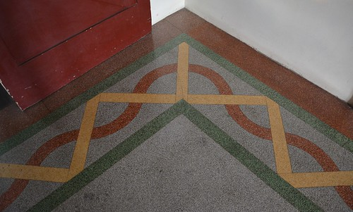 Lobethal Centennial Hall Terrazzo In The Foyer 2 Adelaide