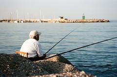 Dreamer (michele.palombi) Tags: pescatore ektar100 kodak film35mm analogic