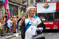 Pride in London 2019 (Mikepaws) Tags: lgbt gay procession pride prideinlondon love equality humanrights celebration centrallondon parade 2019 summer dragqueen drag