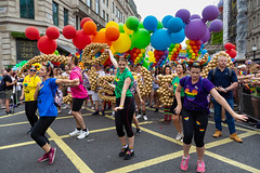 Pride in London 2019 (Mikepaws) Tags: lgbt gay procession pride prideinlondon love equality humanrights celebration centrallondon parade 2019 summer rainbowflag