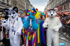 Pride in London 2019 (Mikepaws) Tags: lgbt gay procession pride prideinlondon love equality humanrights celebration centrallondon parade 2019 summer londonfurs furryfandom furry