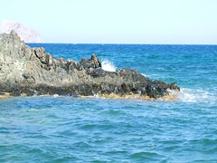 2019_lsnape_Mediterranean_sea_rocks_DSCF2906 (Star Rocker) Tags: spain costablanca mediterranean elportet sea beach rocks water