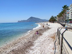 2019_lsnape_Mediterranean_CostaBlanca_Altea_coast_beach_sea_pebbles_DSCF2799 (Star Rocker) Tags: spain costablanca coast mediterranean altea sea beach seafront beachfront pebbles