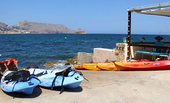 2019_lsnape_Mediterranean_CostaBlanca_watersports_canoes_kayaks_sea_coast_ElPortet_DSCF2900 (Star Rocker) Tags: spain costablanca mediterranean elportet watersports sailing boats kayaks canoes sea beach