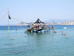 2019_lsnape_Benidorm_CostaBlanca_beach_sea_watersports_holiday_DSCF2940 (Star Rocker) Tags: spain costablanca mediterranean benidorm sea beach watersports