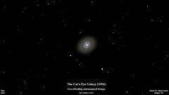 M94_March2019_HomCavObservatory_ReSizedDown2HD (homcavobservatory) Tags: homcav observatory messier m94 cats eye starburst galaxy 8inch f7 criterion newtonian reflector losmandy g11 mount gemini 2 control system 80mm celestron shorttube orion ed80t cf f6 apochromatic refractor zwo asi290mc planetary camera autoguider phd2 astronomy astrophotography