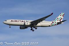 DSC_1195Pwm (T.O. Images) Tags: eiggr air italy airbus a330 toronto pearson yyz