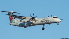 P9301471-2 TRUDEAU (hex1952) Tags: yul trudeau canada bombardier dash8 dhc8 dash q400 aircanada aircanadaexpress