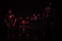 Imperial metal (Mac Spud) Tags: starwars blackseries toy nikon z6 droid imperial empire robot 000 bt1 ito kx k2so lowkey blackbackground