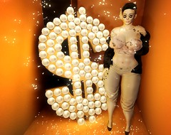 [ $ ] ([ sithas ]) Tags: sithasslade secondlife thesanguinetree money dollar slink hourglass sl fashion