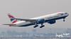 TLV - British Airways B777-200 G-VIIL