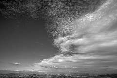 WeatherFront (Tony Tooth) Tags: nikon d600 tamron 2470mm cloud sky weatherfront bw blackandwhite monochrome newtown staffs staffordshire staffordshiremoorlands hdr