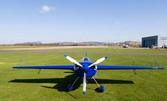 G-VOCA Extra 230, Scone (wwshack) Tags: aerialvocations egpt extra230 psl perth perthairport perthshire scone sconeairport scotland gvoca