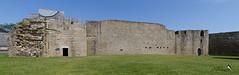 Vestiges du château de Guéméné-sur-Scoff (Dicksy93) Tags: panorama img5952 france canon eos is brittany outdoor bretagne breizh catherine 7d usm f28 olivier bzh efs1755mm dicksy93 morbihan 56 guéménésurscoff petitcitédecaractère moyenâge ruine vestige château rempart extérieur middleage