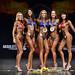 Bikini Masters 4th Teeple 2nd Drummond 1st Black 3rd Lillies 5th Unruh