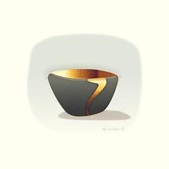 Kintsugi art (martinjhoward2) Tags: kintsugi wabisabi pottery art kintsukuroi japan japanese healing restoration redemption
