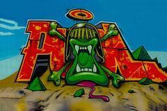 graffiti (Greg M Rohan) Tags: nikon nikkor d7200 stpeters graffiti sydney australia graff maystreet streetart art artwork artist arte pintada 塗鴉 落書き 2017