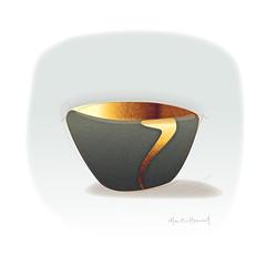 Kintsugi art14 (martinjhoward2) Tags: kintsugi wabisabi pottery art kintsukuroi japan japanese healing restoration redemption