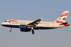 G-EUPE_05 (GH@BHD) Tags: geupe airbus a319 a319100 ba baw britishairways speedbird shuttle unionflag aircraft aviation airliner bhd egac belfastcityairport