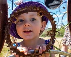 OCF 2019 Fourth of July (dsgetch) Tags: ocf oregoncountryfair ocfexternalsecurity ocfextsec ocfprefair ocf2019 fourthofjuly ocffourthofjuly cascadia pnw pacificnorthwest pnwlife pnwwonderland oregon willamettevalley lanecounty venetaoregon summer summertime cute toddler portrait portraiture