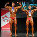 Men's Bodybuilding - True Novice 2nd Labrecque 1st Andrews