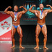 Men's Bodybuilding - Masters 40+ 2nd Palmberg 1st Bennett