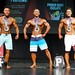 Men's Physique - Short 2nd Cheung 1st Gascon 3rd Taghikhani