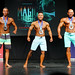 Men's Physique - Novice 2nd Pope 1st Cheung 3rd Savard