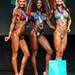 Women's Bikini - Class C 2nd  Bugaj 1st Case 3rd Webster