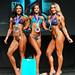 Women's Bikini - Class B 2nd Magilton 1st Mcteer 3rd  Pallister