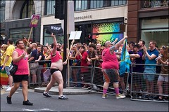 Pride London 2019 - DSCF2655a (normko) Tags: london pride parade 2019 regent street gay lesbian bi trans celebration protest rainbow woof xxl