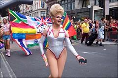 Pride London 2019 - DSCF2799a (normko) Tags: london pride parade 2019 regent street gay lesbian bi trans celebration protest rainbow