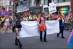 Pride London 2019 - DSCF2740a (normko) Tags: london pride parade 2019 regent street gay lesbian bi trans celebration protest rainbow prideisprotest