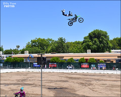 FMX Freestyle Motocross - Rock Solid (billypoonphotos) Tags: alameda county fair fairgrounds pleasanton keith sayers freestyle motocross fmx jumps stunts street bikes billypoon billypoonphotos photo picture photography nikon nikkor d5500 18140mm tricks rock solid ksfmx lukedolin