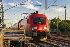 Cottbus über Fürstenwalde (Linus Follert) Tags: br 182 db regio nordost magdeburg cottbus train zug deutsche bahn