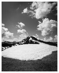snow tongue (B. Blue) Tags: schnee wandern landschaft berg natur österreich wolken steiermark austria landscape nature sports styria clouds hiking mountain snow schladming