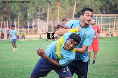 Hold on tight! (RHSclick) Tags: afghan footballer bangladesh football sports dhaka abahani