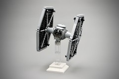 TIE Fighter Midi-scale (Pasq67) Tags: lego pasq67 afol toy toys flickr legography france moc starwars star wars fighter midiscale starfighter 2019 sienarfleetsystems tie series tiefighter