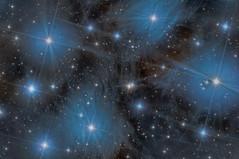 Messier 45 / Pleiades (Simon__W) Tags: space astro astrophotography pleiades subaru constellation astronomy softwarebisque asi1600