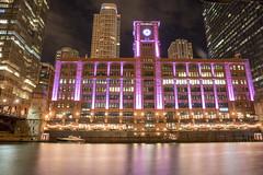 DSC02288 (sylviagreve) Tags: 2019 chicago chicagoriver chicagoriverwalk reidmurdochbuilding