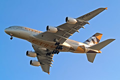 A6-APA   Airbus A380-861 [166] (Etihad Airways) Home~G 14/04/2015 (raybarber2) Tags: 166 a6apa airliner cn166 egll flickr planebase raybarber uaecivil filed