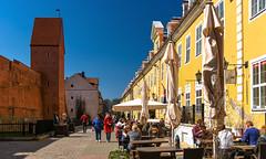 Riga City Wall & Jacob's Barracks